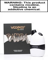 VOOPOO Panda AIO Pod Kit 1100mAh(Silver, Standard Version