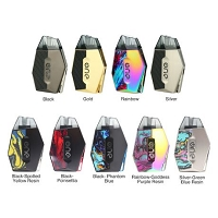 Bundle Deal - OneVape Lambo Pod Starter Kit 360mAh plus RTV Salt 30ml