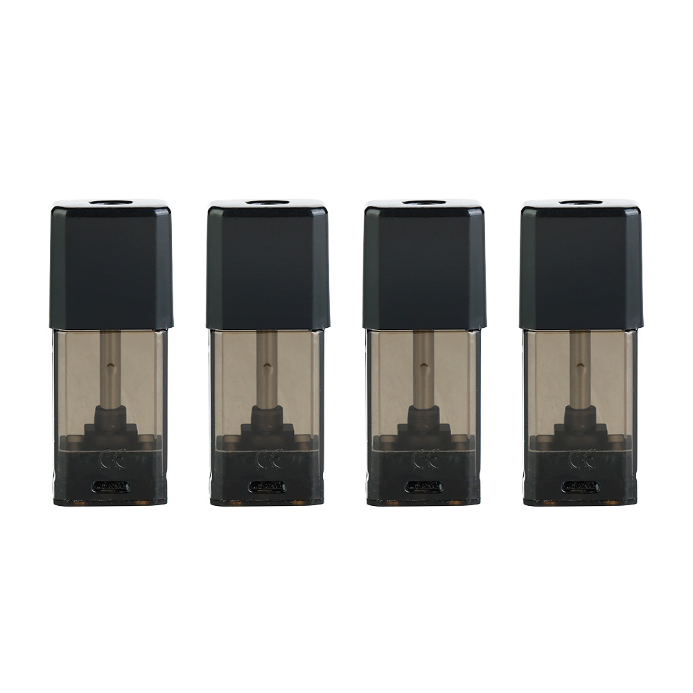 VooPoo Drag Nano Pod Cartridge 1.0ml 4 pack or 1.6ml 2 pack