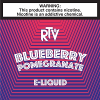 e-Liquid Blueberry Pomegranate