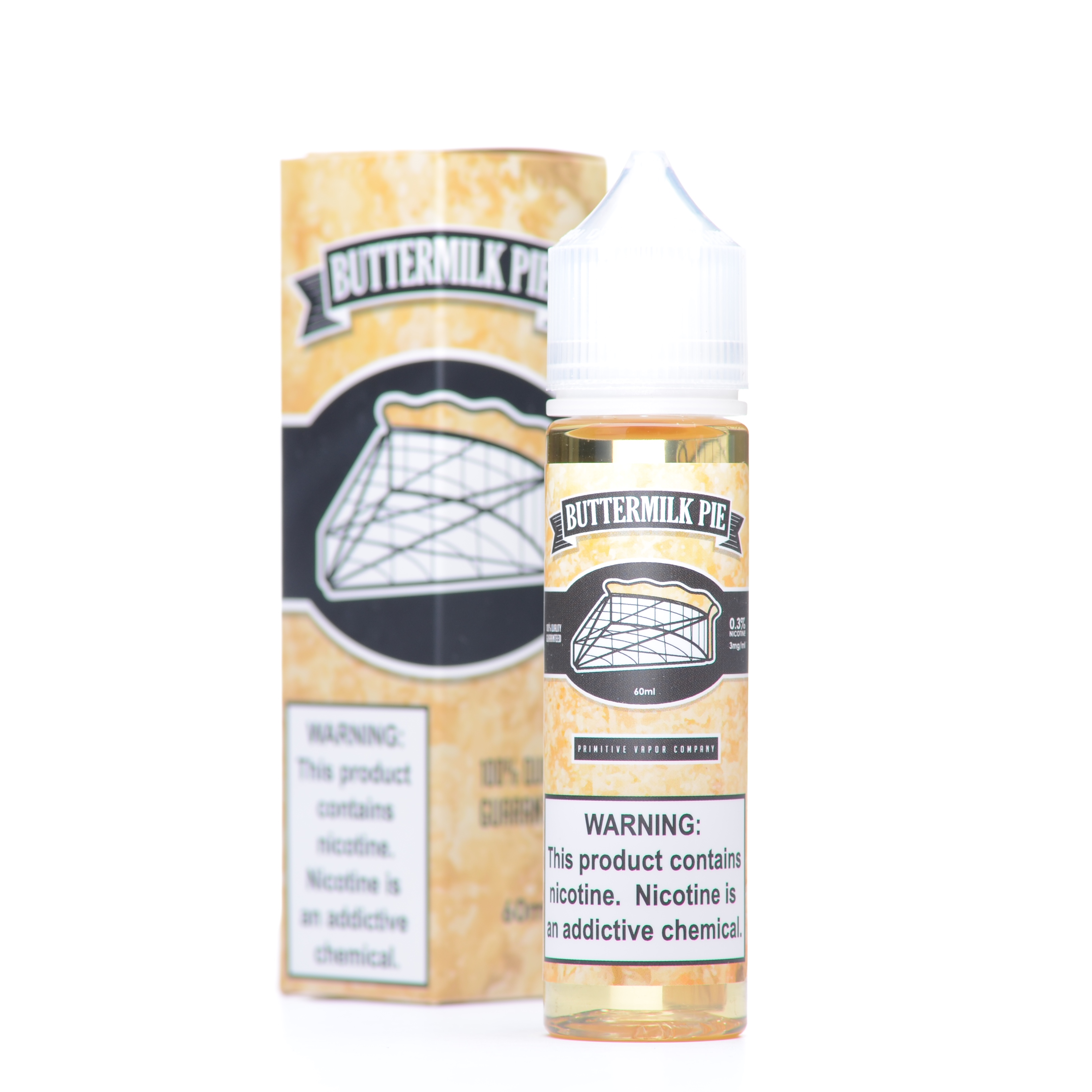 Buttermilk Pie - 60ml