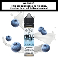 Blueberry Creme - Creme E-Liquid