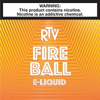 e-Liquid Fireball