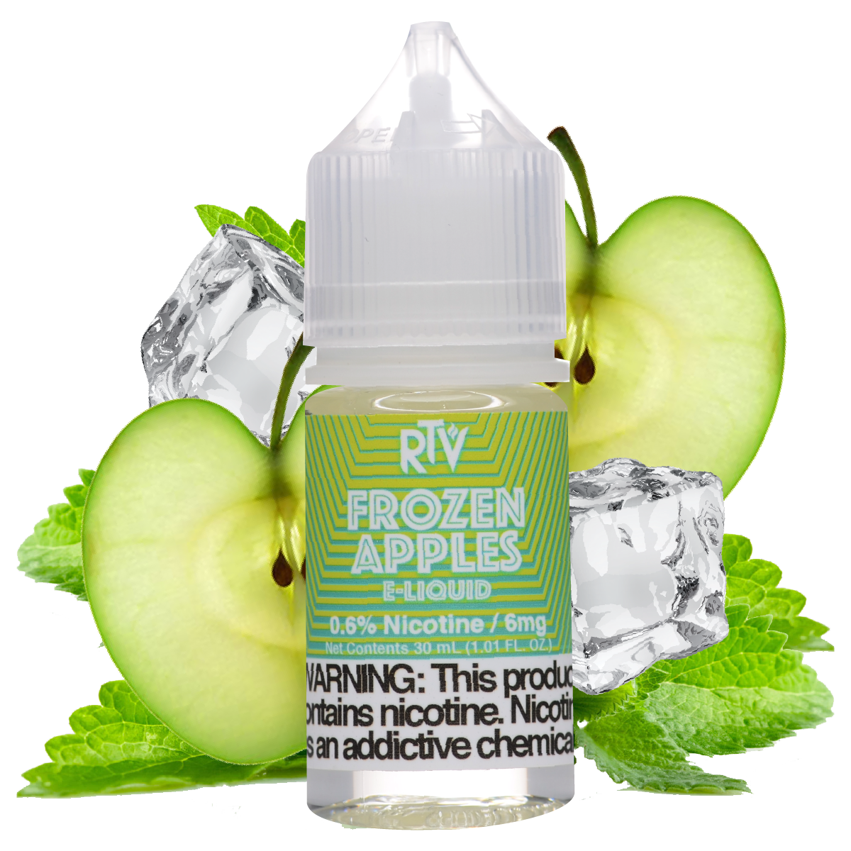e-Liquid Frozen Apples