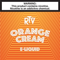 e-Liquid Orange Cream