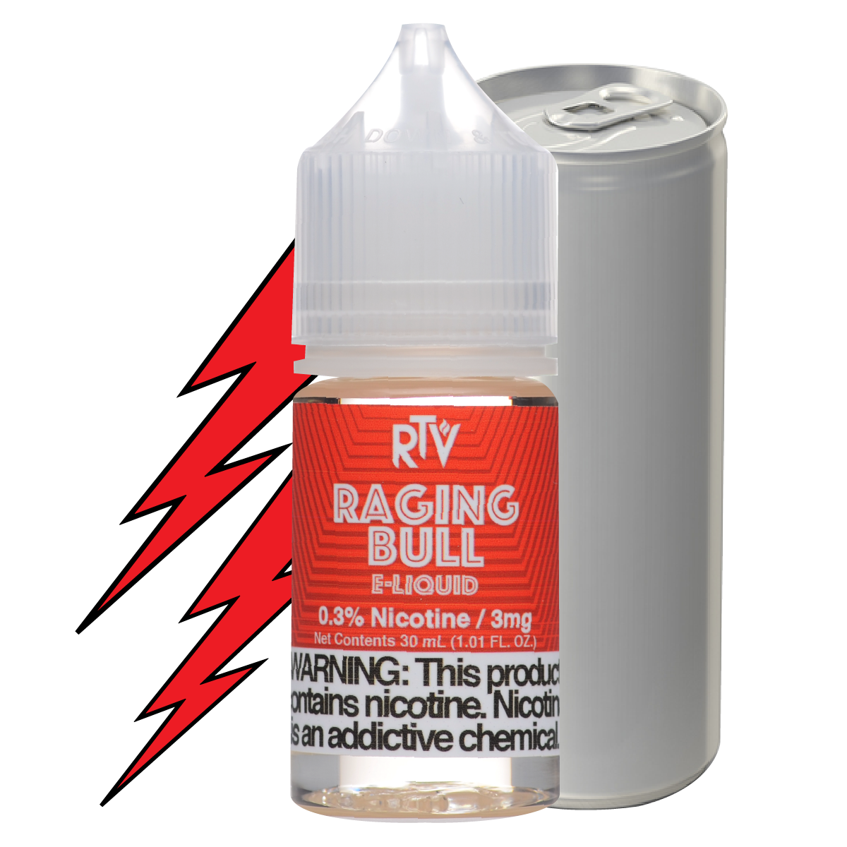 e-Liquid Raging Bull