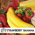 e-Liquid Strawberry Banana 0mg only