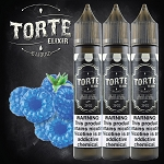 Torte Elixir - Blue Razz Cheesecake