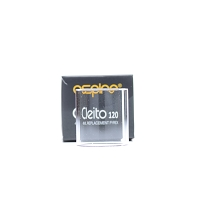 Aspire Cleito 120 Replacement Glass - 4ml