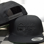 AudioFog Max VG Blackout Snapback Hat