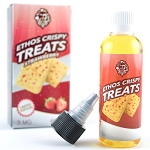 Strawberry Crispy Treats by Ethos Vapors