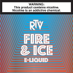 e-Liquid Fire and Ice