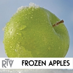 e-Liquid Frozen Apples 0mg only