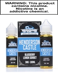 Henderson Castle - 100ml - by Detroit Underground