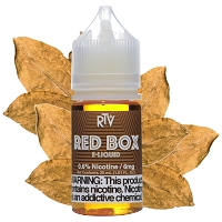 e-Liquid Red Box