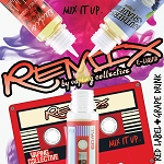 REMIX - Grape Drink + Reverb Red Label