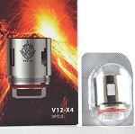 TFV12 3 Pack Replacement Coils - V12-X4, V12-Q4, V12-T6, V12-T8, V12-T12