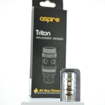 Triton Replacement Coils - 5 Pack