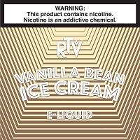 e-Liquid Vanilla Bean Ice Cream
