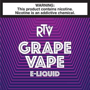 e-Liquid Grape Vape