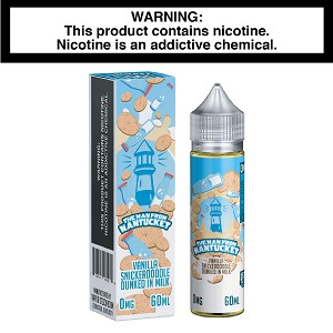 The Man from Nantucket - ACK E Liquid