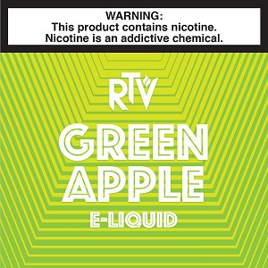 e-Liquid Green Apple