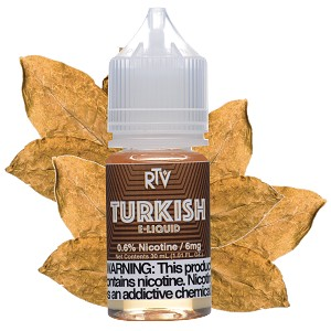 e-Liquid Turkish Blend